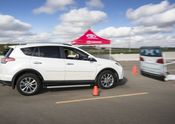 Toyota Safety Sense Event