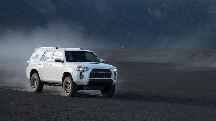 ... Off-road: Introducing the 2017 Toyota 4Runner TRD Pro | Toyota Canada