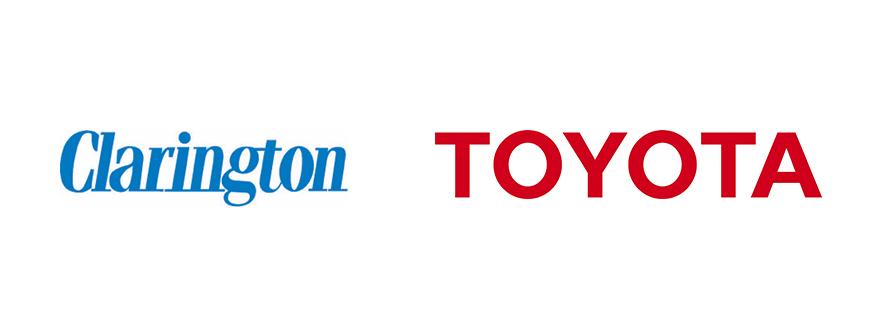 clarington-toyota-logos