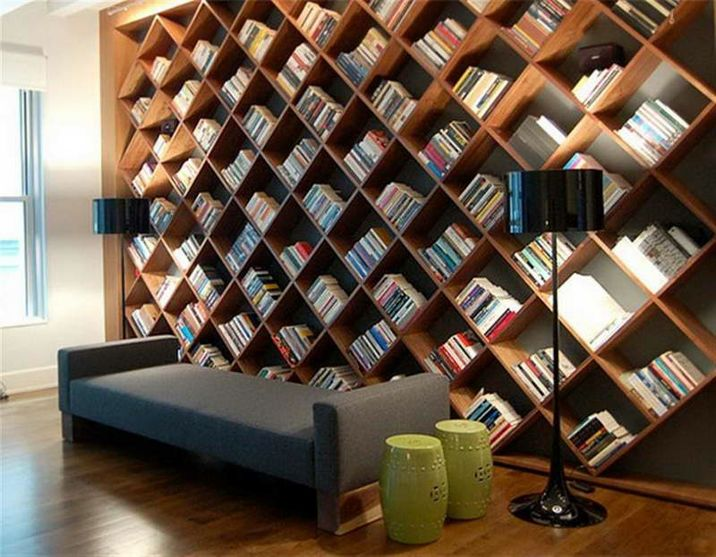 with-bookshelves-on-wall-floor-lamp-design