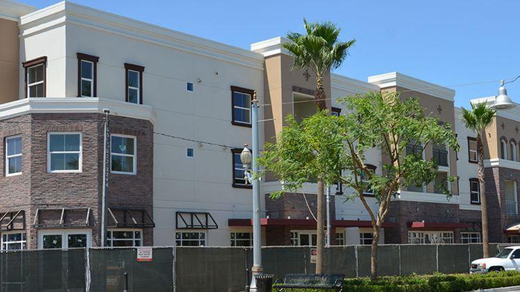 Perris Senior Housing