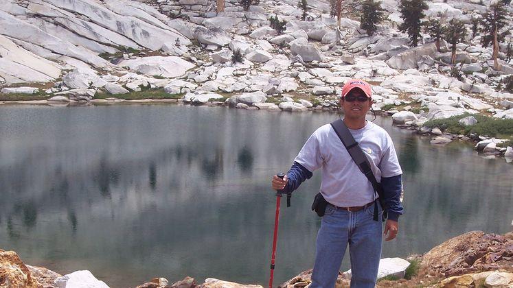 Crystal Lake Dam