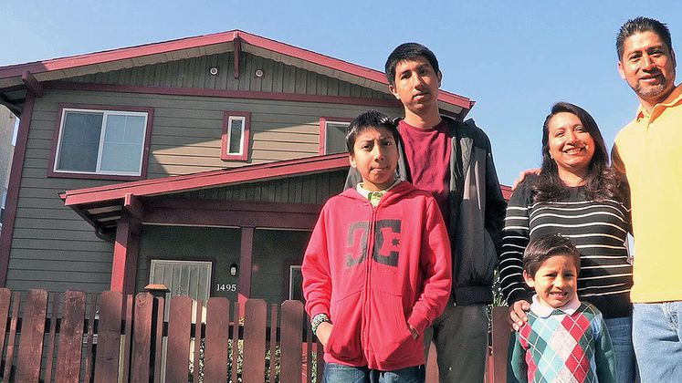 Habitat for Humanity - Lopez family