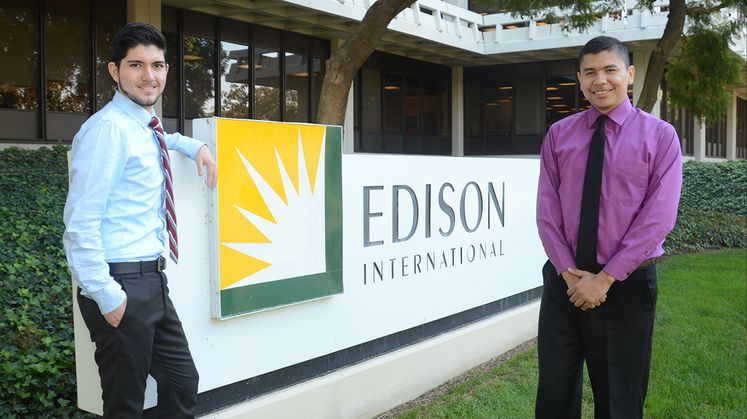 Verbum Dei and Edison