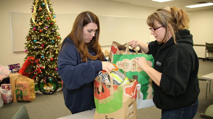 Bringing Christmas Joy to Foster Kids in Los Angeles and San Bernardino Counties