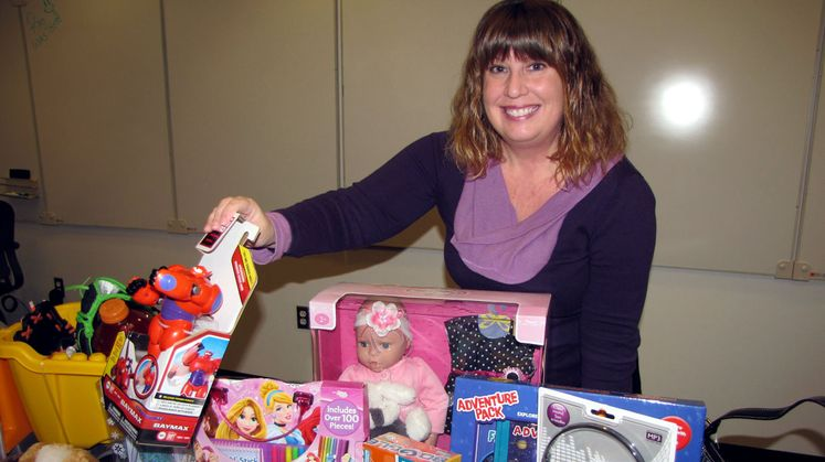 Spark of Love Toy Drive Helps Children in Need This Christmas