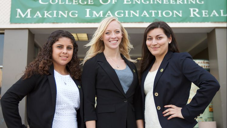 Cal Poly Pomona - Women in Engineering