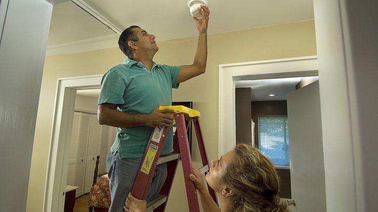 Daylight Saving Time - Smoke Detectors