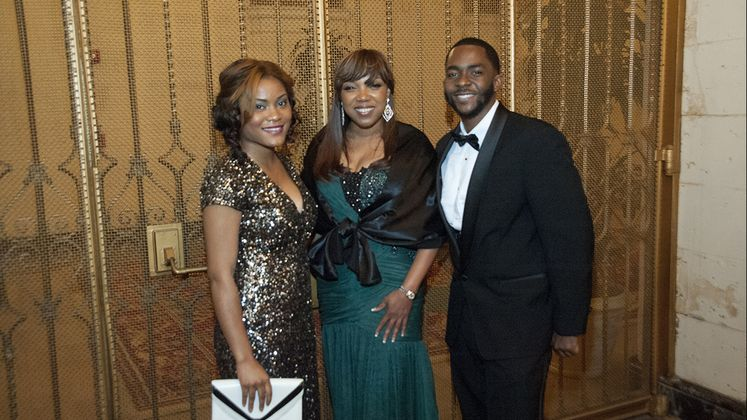 UNCF Masked Ball in Los Angeles