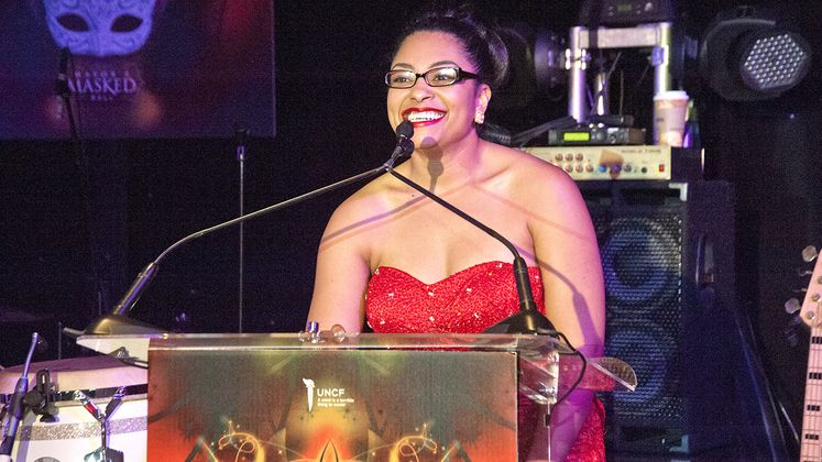 UNCF Mayor's Masked Ball in Los Angeles