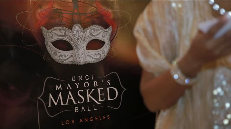 UNCF Masked Ball Los Angeles 2014