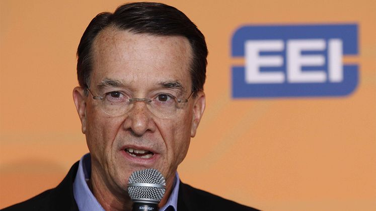 Ted Craver elected as EEI chairman