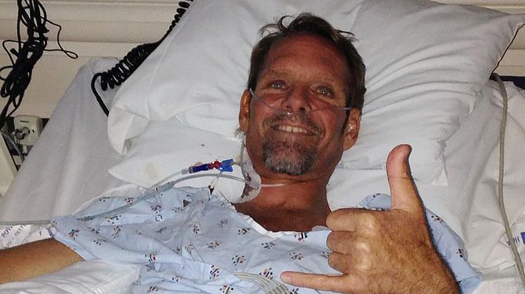Tony Bollin Gets New Kidney