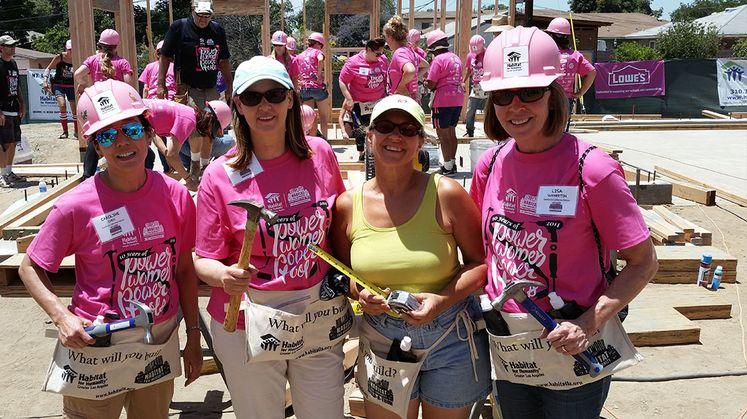 Power Women Power Tools - Habitat for Humanity