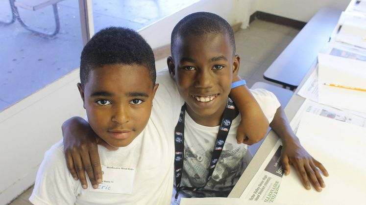Grandkids Inspire Founder to Create Millionaire Mind Kids Nonprofit for Underserved Students