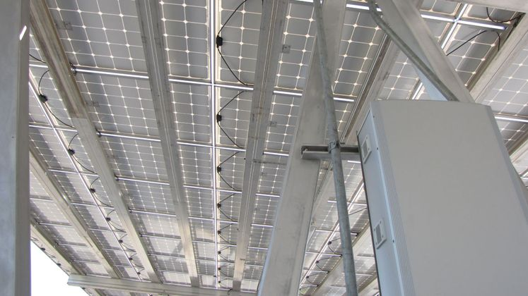 Solar Carport Project Unveiled at Long Beach Affordable Housing Community