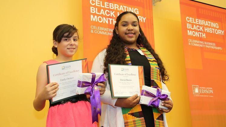 SCE Black History Month celebration