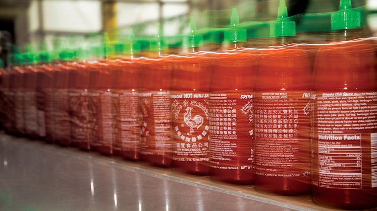 Sriracha Chile Sauce Owner's American Dream Stays Californian