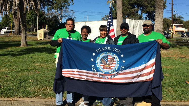 Habitat for Humanity - Veterans