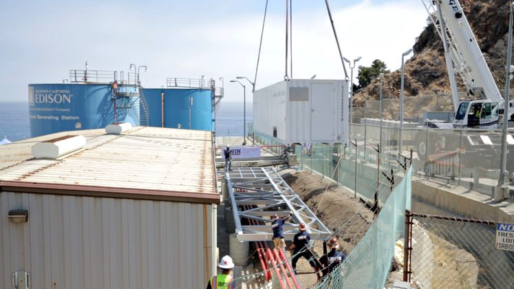 Catalina Desalination Plant