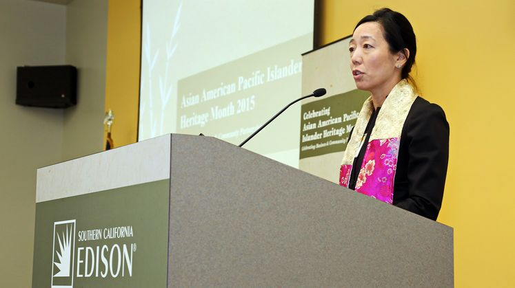 Asian American Heritage Month Celebration 2015