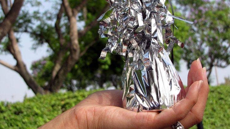 Mylar Balloons Safety - Dads, Grads and Weddings