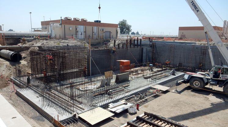 Visalia Water Treatment Facility