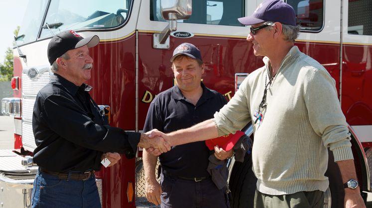San Onofre donation to Big Creek