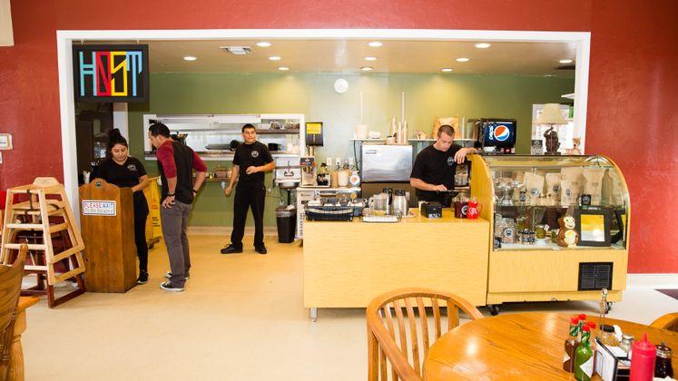 Monkey Business Cafe