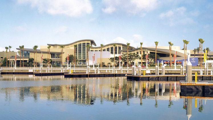 Aquarium of the Pacific energy efficiency