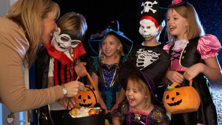 Halloween Daylight Saving safety
