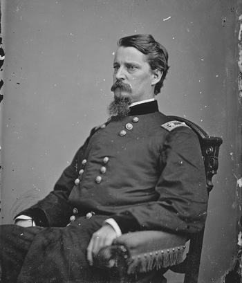 Gettysburg hero Union Army General Winfield Scott Hancock