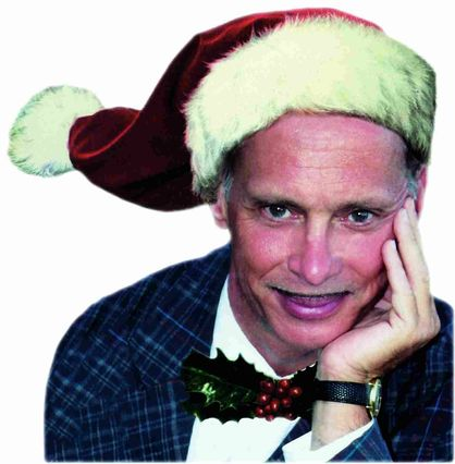 John Waters Christmas.Renowned Director And Writer John Waters Brings His