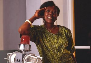 UCLA Professor Beverly J. Robinson