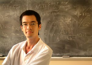Terence Tao, UCLA professor of mathematics