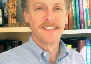 David B. Teplow, Ph.D., professor of neurology at the David Geffen School of Medicine at UCLA
