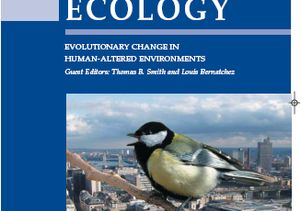 Molecular Ecology cover