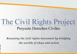 Civil Rights Project banner