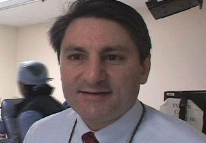 Dr. Albin Gritsch in hospital