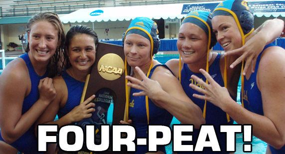 Water polo team wins UCLA's 101st title