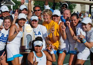 Tennis wins national title