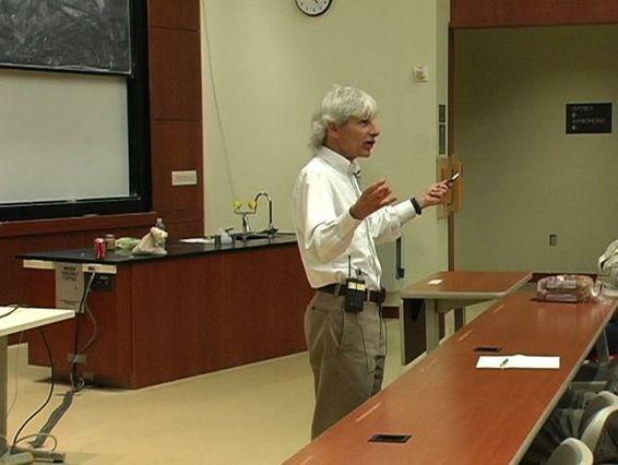 Robert Goldberg lecture