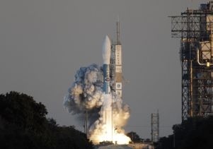 THEMIS launch