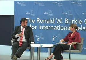 Gov. Bill Richardson weighs Clinton Obama endorsement UCLA