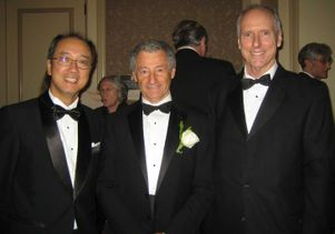 Leonard Kleinrock awards dinner
