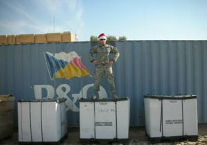 Delivery in Iraq