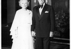 Rosalinde and Arthur Gilbert