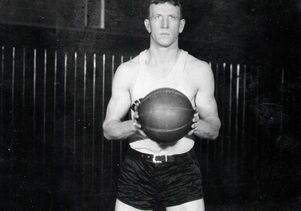 A young John Wooden