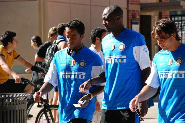 Inter Milan at UCLA