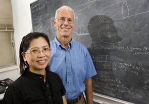 Heejeong Kim and Larry Lyons